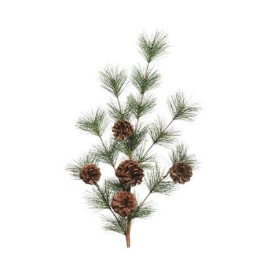 Artificial BRANCH BUTTERFLY PINE APPLES